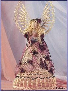 Ангелы к Рождеству. Вязание крючком (12) (227x302, 85Kb)