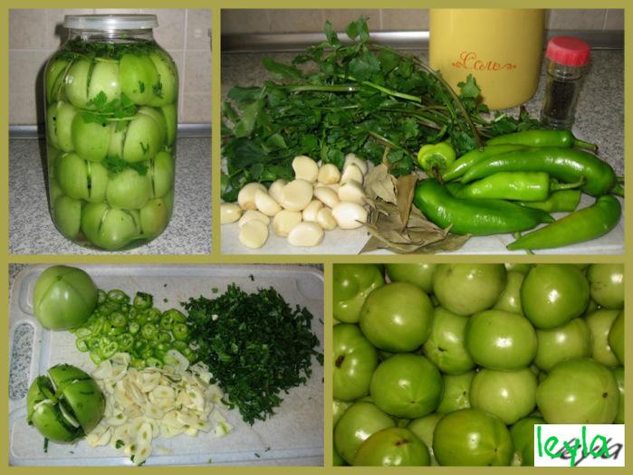 Как сделать красными зеленые помидоры 889