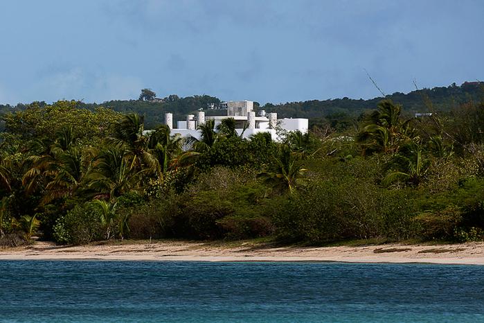 отель El Blok на карибских островах 2 (700x466, 511Kb)
