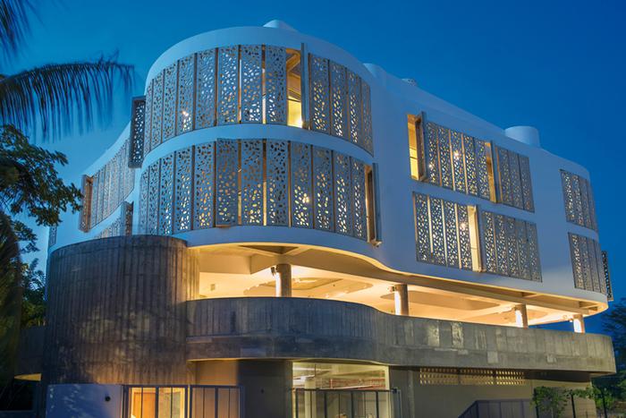 отель El Blok на карибских островах 3 (700x467, 477Kb)