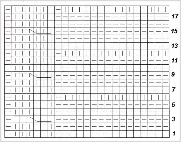 polosatoe-poncho-spitsami-s-zastezhkoj-molniej-shema (700x547, 217Kb)
