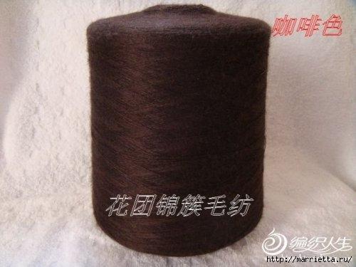 Теплый пуловер спицами для мальчика (6) (500x375, 85Kb)