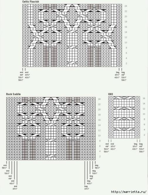 Жилет спицами для мальчика (3) (505x665, 201Kb)