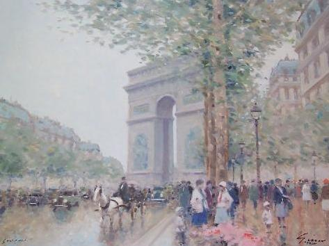 Парижская прогулка (473x354, 120Kb)