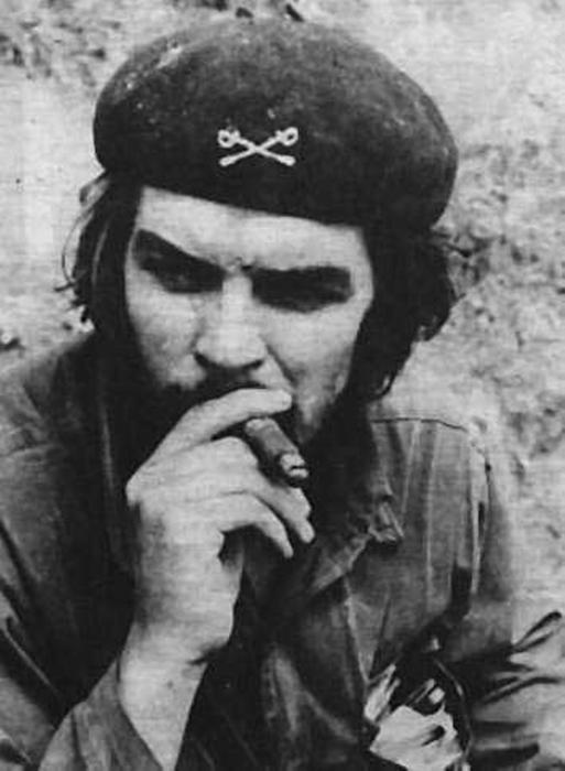 в 1967 году убит Че Гевара