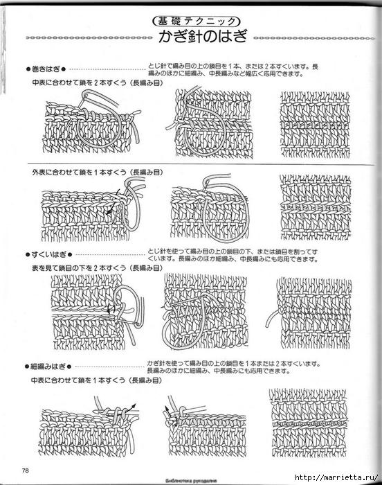 Корзинка и сумки крючком из полиэтиленовых пакетов (72) (552x700, 285Kb)