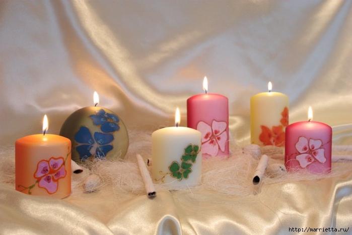 Создаем свечи с использованием пищевых продуктов и природных материалов (16) (700x466, 182Kb)