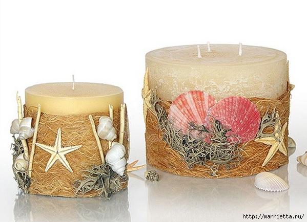 Создаем свечи с использованием пищевых продуктов и природных материалов (29) (599x434, 159Kb)