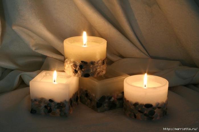 Создаем свечи с использованием пищевых продуктов и природных материалов (35) (700x466, 167Kb)