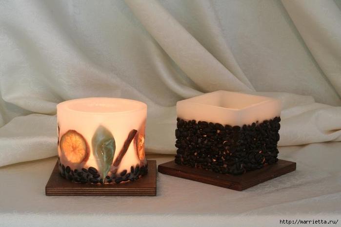 Создаем свечи с использованием пищевых продуктов и природных материалов (40) (700x466, 164Kb)