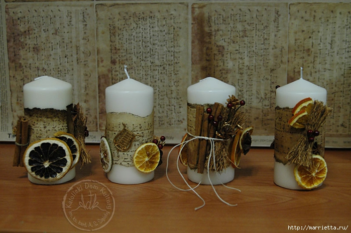 Создаем свечи с использованием пищевых продуктов и природных материалов (60) (700x465, 259Kb)