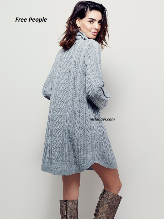 вязаное-платье-спицами-Free_People_2 (525x700, 199Kb)