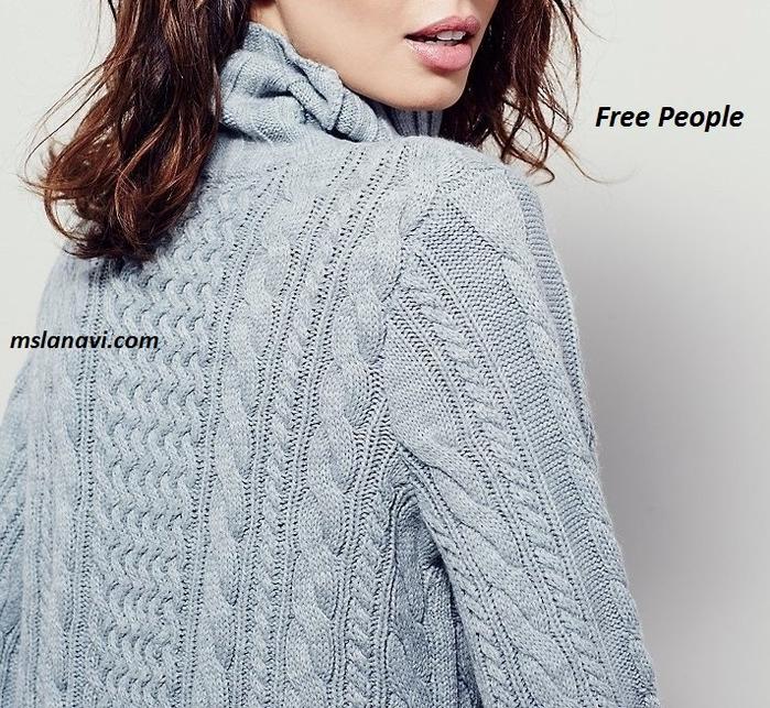 вязаное-платье-спицами-Free-People-4 (700x643, 465Kb)