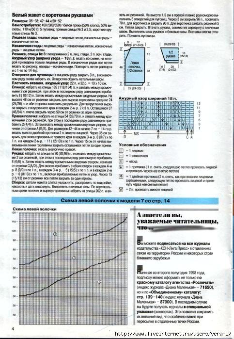 DIANA Маленькая  1998-05 Вязание_4 (483x700, 339Kb)