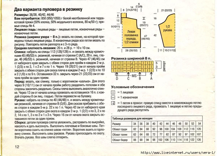 DIANA Маленькая  1998-06 Вязание_8 (700x505, 335Kb)