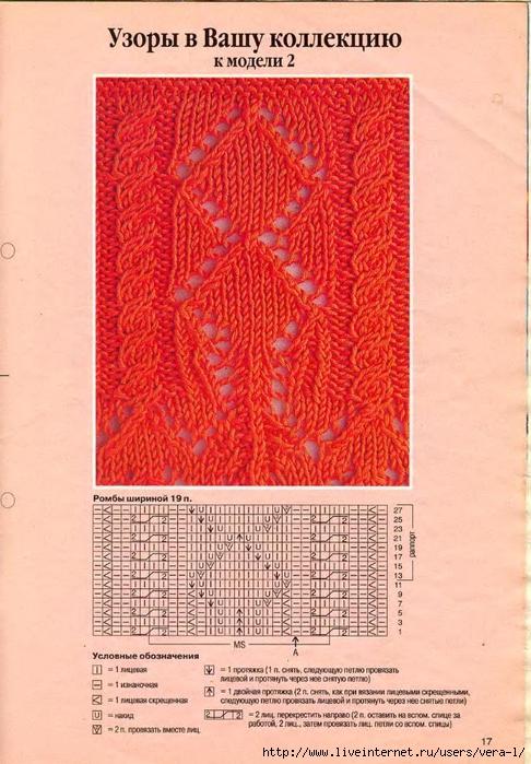 DIANA Маленькая  1998-06 Вязание_12 (486x700, 313Kb)
