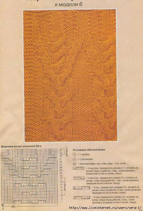 DIANA Маленькая  1998-11 Вязание_15 (476x700, 262Kb)