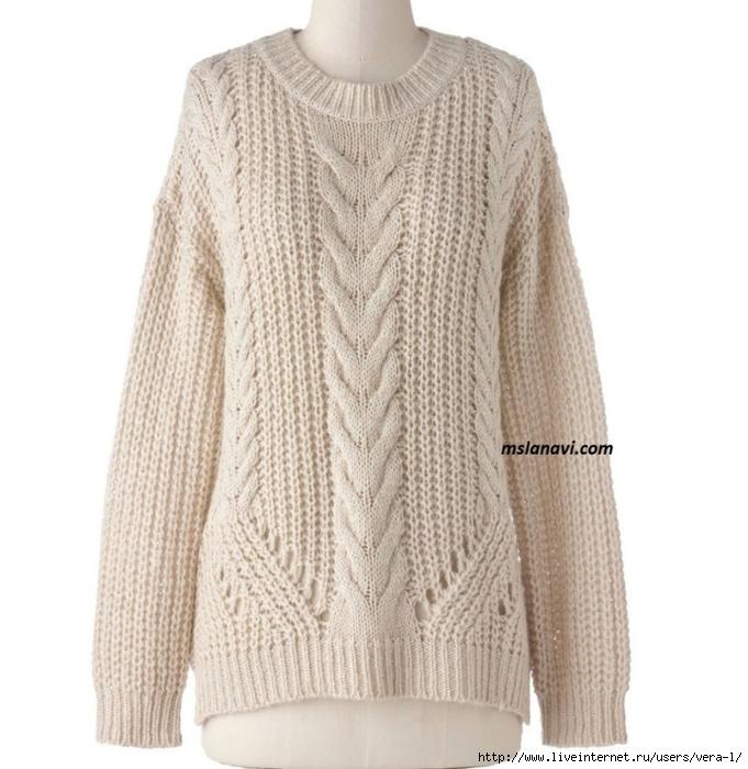 свободный-свитер-спицами-патентной-резинкой-997x1024 (681x700, 251Kb)