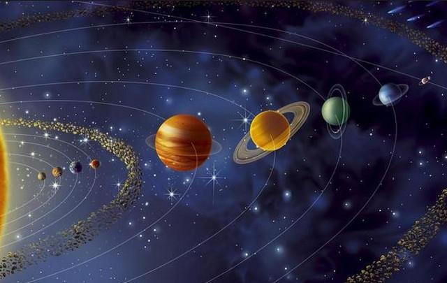 Астрологический прогноз — планеты в 2017 году