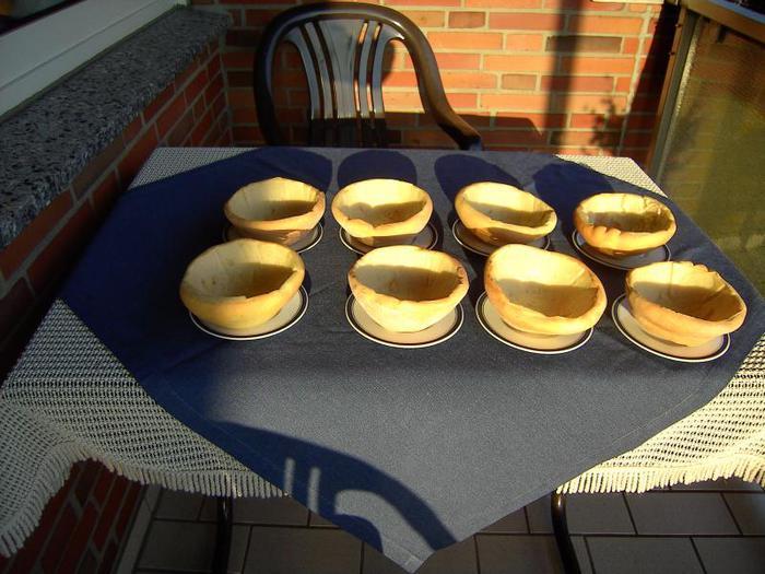 хлебные тарелки