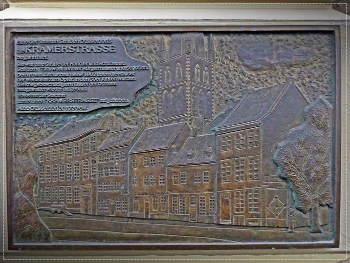 Дюссельдорф, Старый город