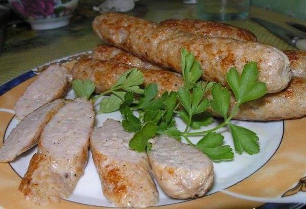 куриные колбаски (604x413, 221Kb)