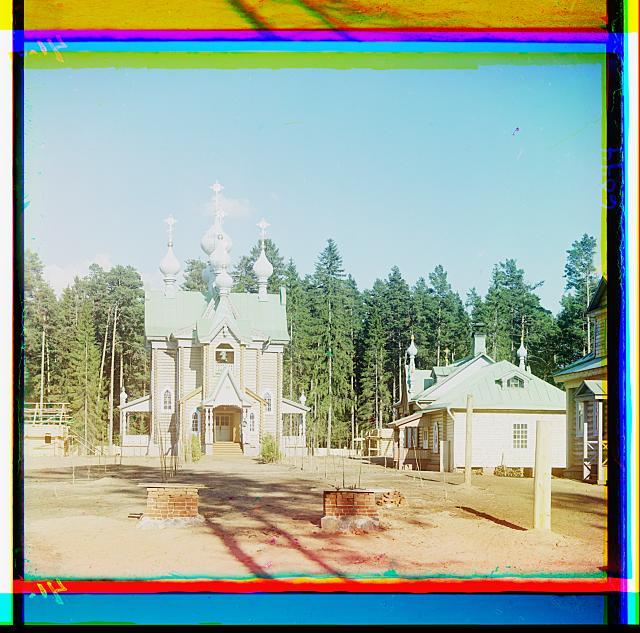 14. Новая Церковь Успения Божией Матери в Гефсиманском монастыре (640x633, 378Kb)