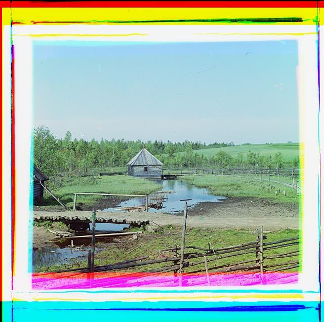 26. исток Волги, Волговерховье (640x636, 359Kb)