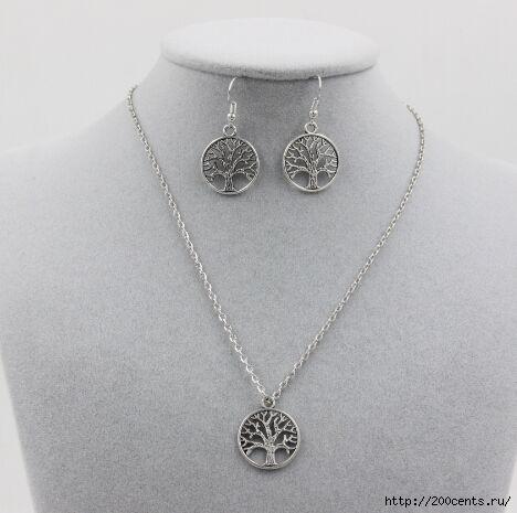 2015 new free shipping silver Taiji anchor Sun Moon Pendant chain Necklace Set female gift smt350/5863438_2015novayabesplatnayadostavkataicziyakorsolncelynakyloncepiojerelejenskiipodaroksmt3507 (468x465, 75Kb)