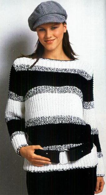жить здорово свитер