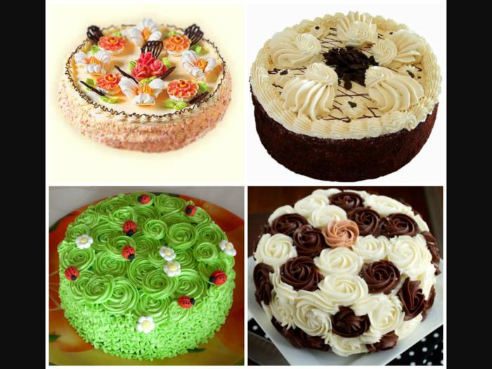 фото для украшения тортов