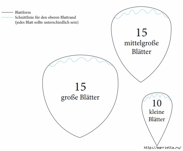 Как сделать ПИОНЫ из бумаги. Шаблоны и мк (7) (589x487, 71Kb)