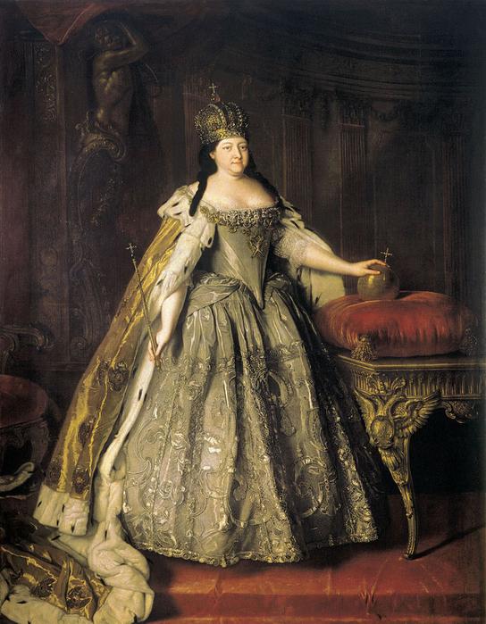 01 Louis_Caravaque,_Portrait_of_Empress_Anna_Ioannovna_(1730) (544x700, 498Kb)