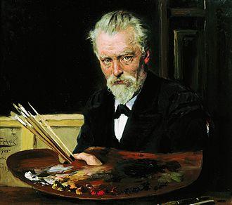 330px-Makovsky_Vladimir_Egorovich,_Self_Portrait_-_1905 (330x292, 18Kb)
