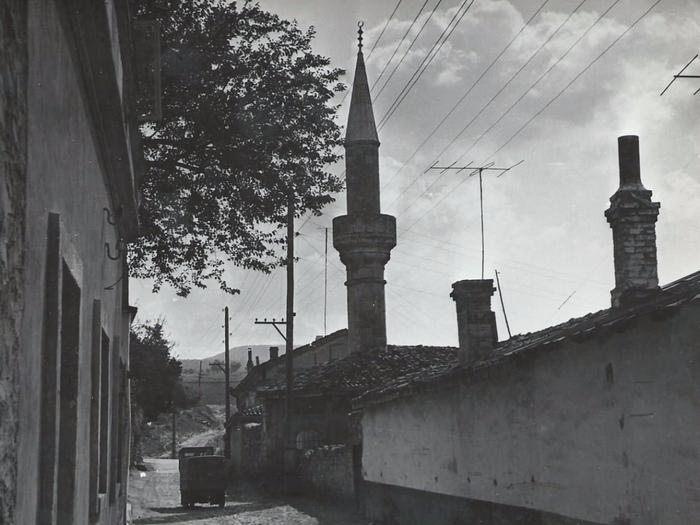 Бахчисарай. 1965 год. Мечеть Тахталы-Джами .Ул. �