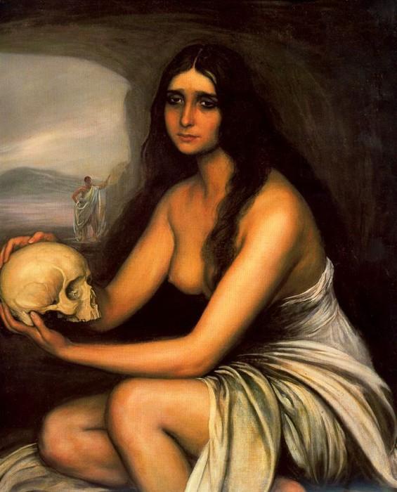 Magdalena. 1920 (565x700, 94Kb)