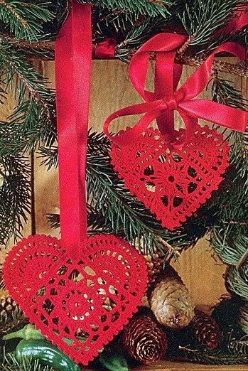 Схемы вязания сердечек - валентинок крючком (34) (349x522, 311Kb)