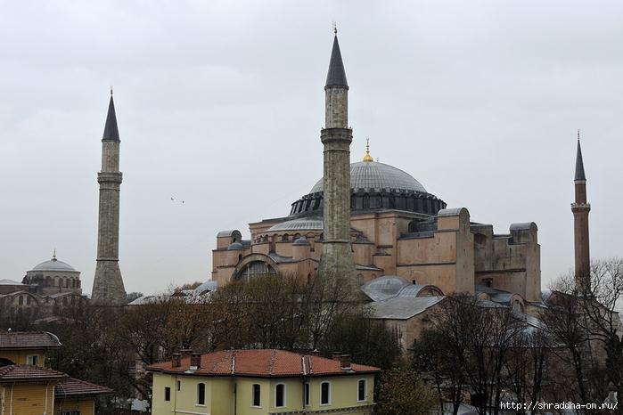 Стамбул Святая София (2) (700x466, 204Kb)
