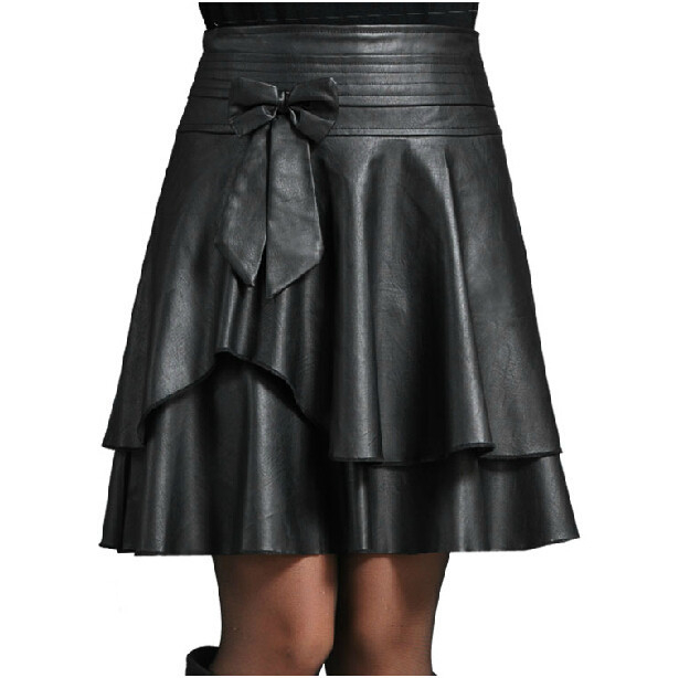M-4XL-2015-New-Fashion-Women-PU-Skirts-With-Bow-Ladies-Leather-Skirt-Vestidos-For-Winter (615x614, 122Kb)