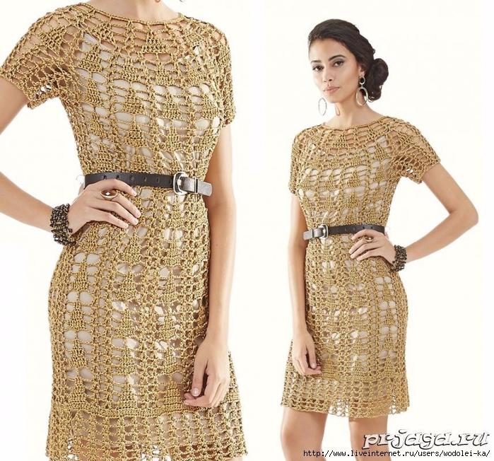 платье (700x652, 376Kb)