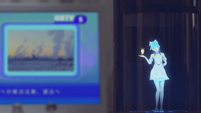 японский робот Gatebox 4 (700x393, 144Kb)