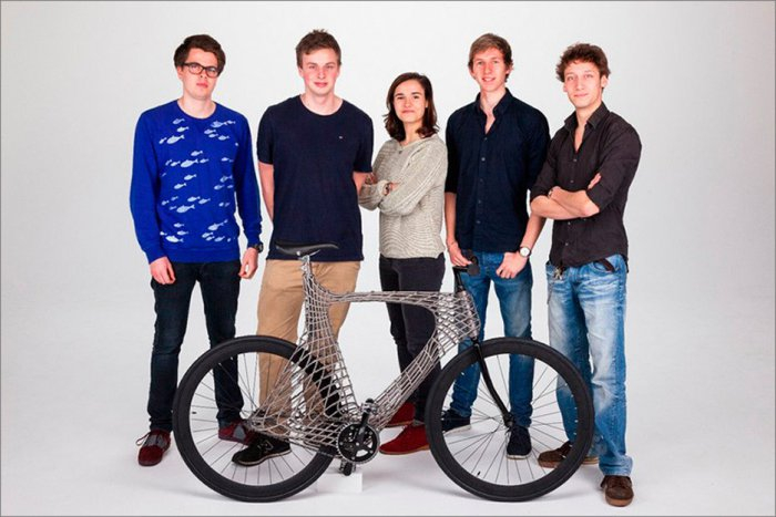 велосипед на 3D принтере 1 (700x467, 220Kb)