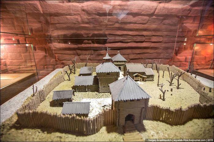 история тюменского краеведческого музея: