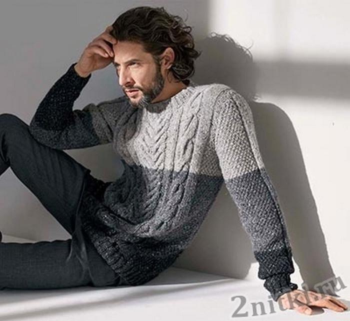 Красивые Мужские Пуловеры