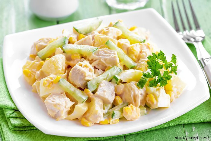 Chicken-And-Pineapple-Salad (700x466, 181Kb)
