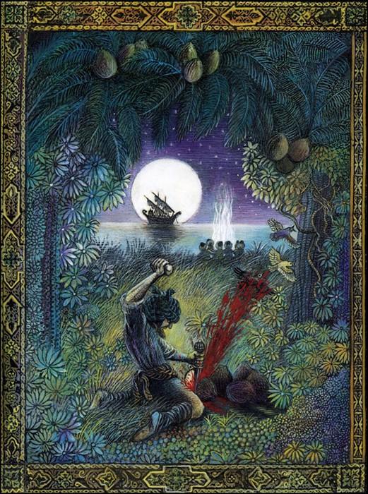 Волшебные сказки Людмилы Земан