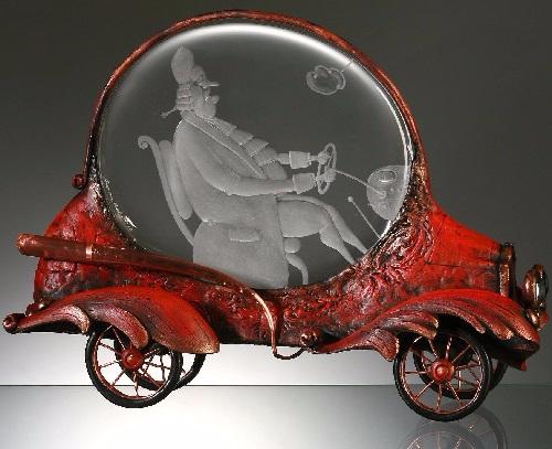 Barroco-auto-grabado-vidrio-metal y madera-escultural-composición por Dalibor-Nesnidal (500x407, 193KB)