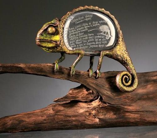 Chameleon (500x440, 200Kb)