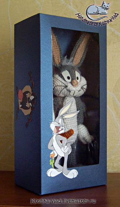 Мягкие игрушки как упаковка для подарка 708