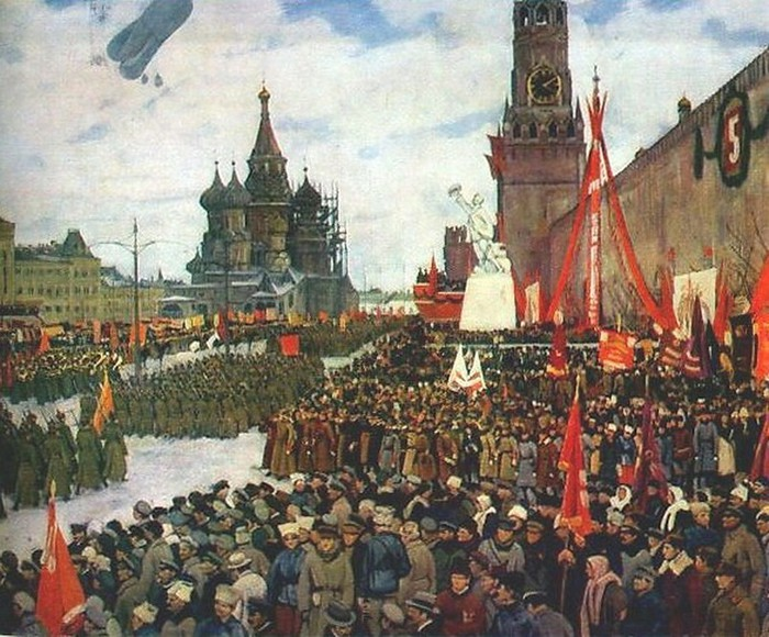 the-red-army-parade-1923 (700x580, 137Kb)